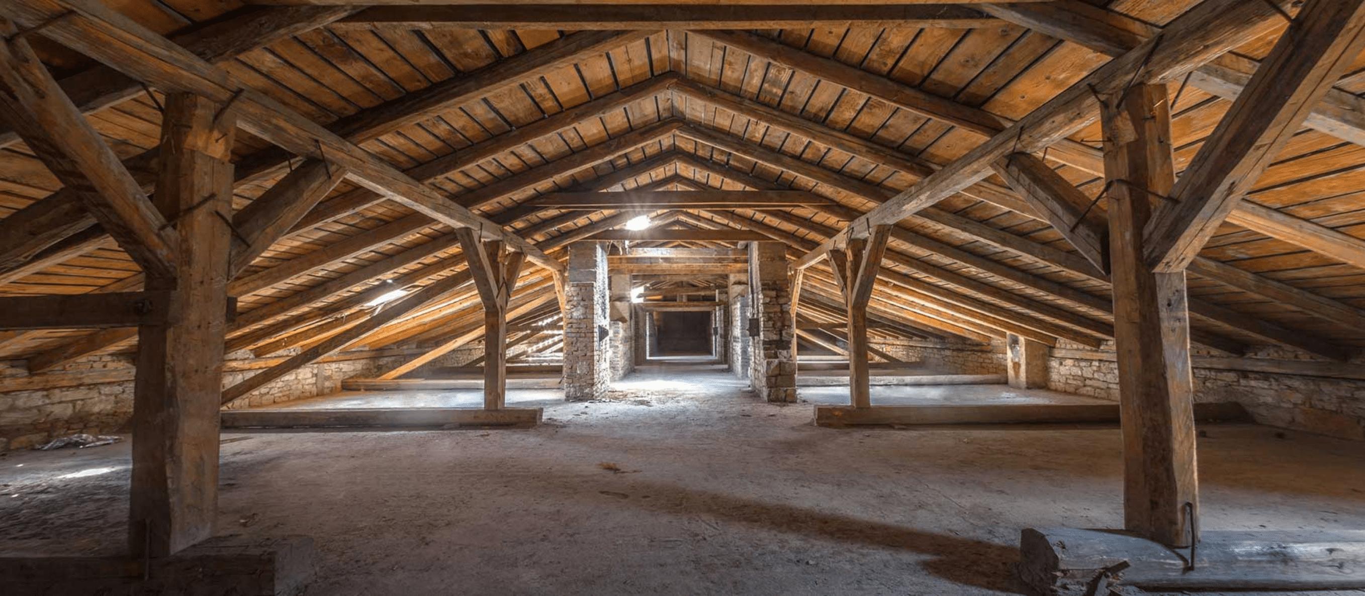 isolation sous toiture - isoler les combles